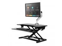 桌上型電動升降桌