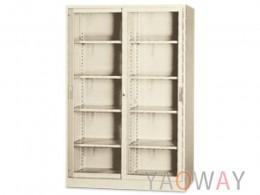 鋼製鐵櫃-4尺連座公文櫃