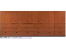 抽屜鋼木櫃