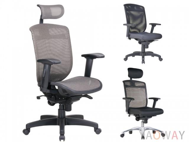 8QSeries(全網椅/坐墊泡棉/人體工學椅)