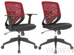里歐網椅(坐墊泡棉)-LO02STG