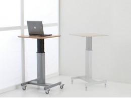電動升降桌501-19移動桌 (含桌板)