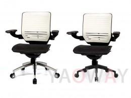 SL-D6 人體工學椅  扶手可收折