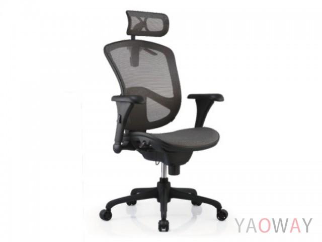 Smart-F1 人體工學全網椅