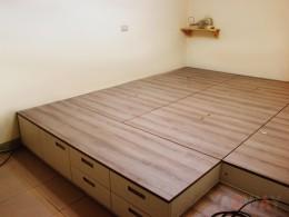 地板收納系列