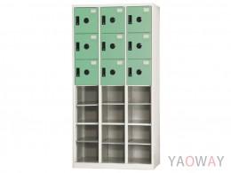 多用途置物櫃(混合型)DF-BL0912FABC