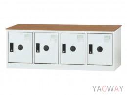 多用途高級置物櫃(鞋櫃)DF-E-304H