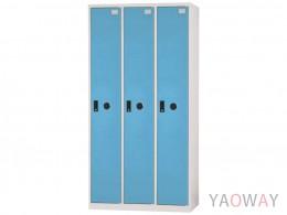 多用途置物櫃(全鋼製衣櫃)DF-E5003TC