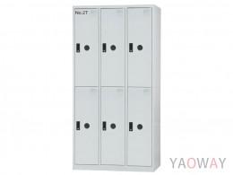 多用途置物櫃(全鋼製衣櫃)DF-E5006TA