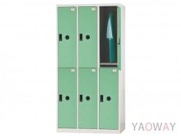 多用途置物櫃(全鋼製衣櫃)DF-E5006TB