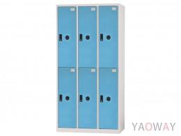 多用途置物櫃(全鋼製衣櫃)DF-E5006TC