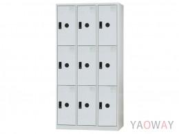 多用途置物櫃(ABS衣櫃)DF-E5009FA