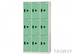 多用途置物櫃(ABS衣櫃)DF-E5009FB