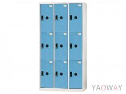 多用途置物櫃(ABS衣櫃)DF-E5009FC