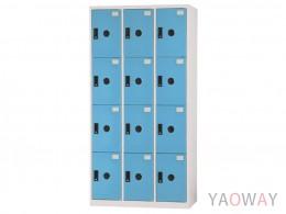 多用途置物櫃(ABS衣櫃)DF-E5012FC