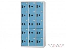 多用途置物櫃(ABS衣櫃)DF-E5015FC
