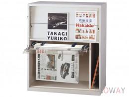 雜誌展示櫃 DF-ERP-2A