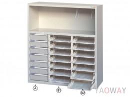 印表機電腦週邊櫃效率櫃系列/高1062(cm)