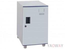 多用途鋼製圓弧組合式置物櫃KDF-204