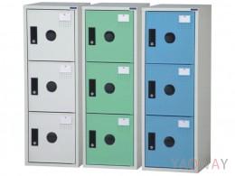 鋼製組合置物櫃 KDF-206