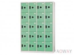 多用途置物櫃(ABS衣櫃)KL-3520FB