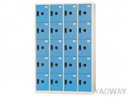 多用途置物櫃(ABS衣櫃)KL-3520FC
