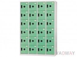 多用途置物櫃(ABS衣櫃)KL-3524FB