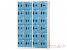 多用途置物櫃(ABS衣櫃)KL-3524FC