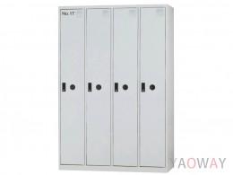 多用途置物櫃(全鋼製衣櫃)KL-5504TA