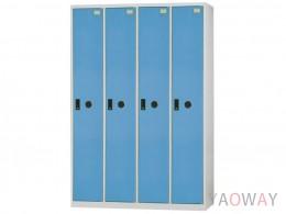 多用途置物櫃(全鋼製衣櫃)KL-5504TC