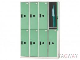 多用途置物櫃(全鋼製衣櫃)KL-5508TB