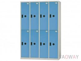 多用途置物櫃(全鋼製衣櫃)KL-5508TC