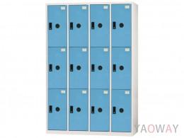 多用途置物櫃(ABS衣櫃)KL-5512FC