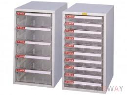 單排(A4.B4.A3.規格)桌上型效率櫃系列 /高49.5(cm)
