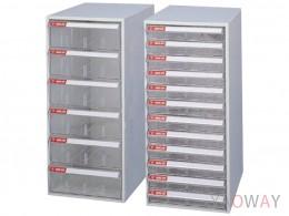 單排(A4.B4.A3.規格)桌上型效率櫃系列 /高58.2(cm)