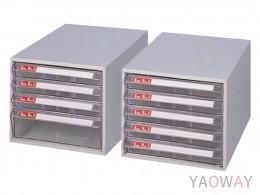 單排(B4.規格)桌上型效率櫃系列 /高25.1(cm)