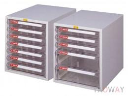 單排(B4.規格)桌上型效率櫃系列 /高34(cm)