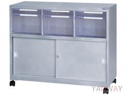 印表機電腦週邊櫃效率櫃系列/高74(cm)
