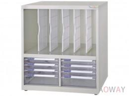 印表機電腦週邊櫃效率櫃系列/高71(cm)