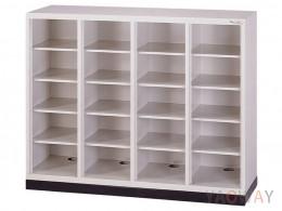 多用途高級置物櫃無門(鞋櫃)SY-K-300