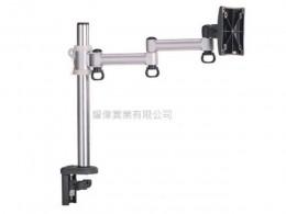[夾桌/穿桌]懸臂式液晶螢幕支架(單螢幕)