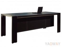 HJ-6585(R/BL/BG/M/MG)主管桌
