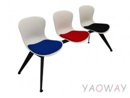 排椅Ben1401+P(等後椅/候診椅)
