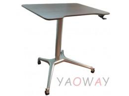SY氣壓式升降桌KGT-SY-5S
