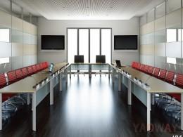 OVAL會議桌