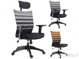 KTS-102系列 月彎造型椅背 漸層網布 坐墊泡棉