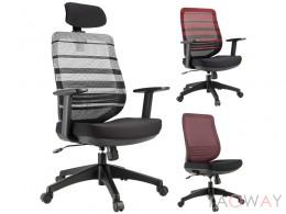 KTS-629系列  椅背漸層網  坐墊泡棉