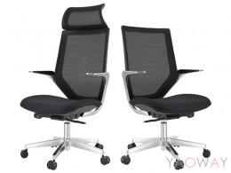 KTS-9696MTGA 時尚人體工學椅 坐墊泡棉