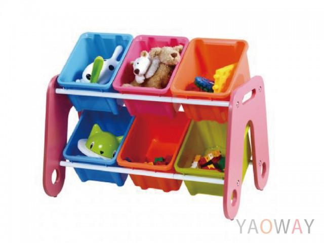 樹德 玩具收納箱MN-HA06