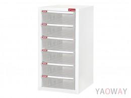 單排(A4.規格)桌上型效率櫃系列 A4-106H/高57.4(cm)